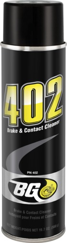 BG 402 | BG 402 Brake & Contact Cleaner