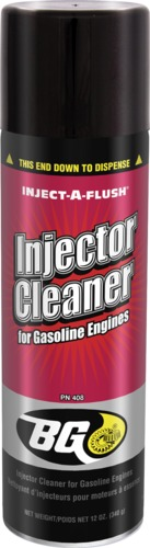 BG 408 | BG Inject-A-Flush® Injector Cleaner