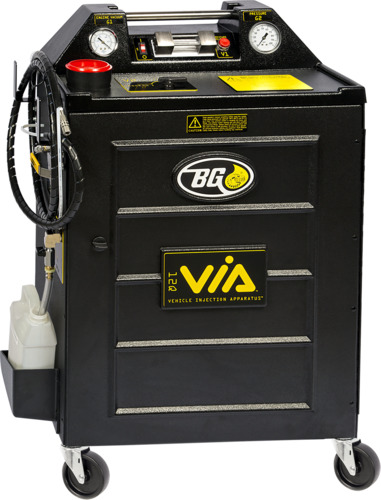 BG 12Q VIA® Vehicle Injection Apparatus | BG 12Q VIA®