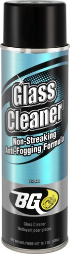 BG 460 | BG Glass Cleaner