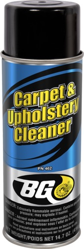 BG 462 | BG Carpet & Upholstery Cleaner
