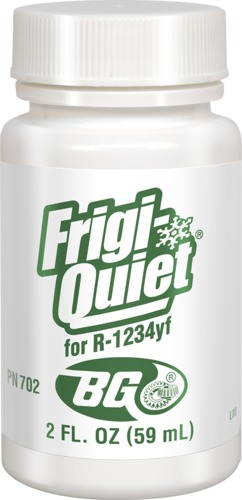BG 702 Frigi-Quiet for R-1234yf | BG Frigi-Quiet® for R-1234yf