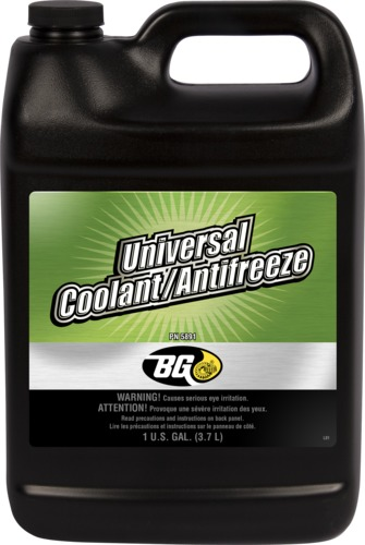 BG 5891 Universal Coolant/Antifreeze | BG Universal Coolant/Antifreeze