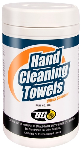 BG 878 | BG Hand Cleaning Towels
